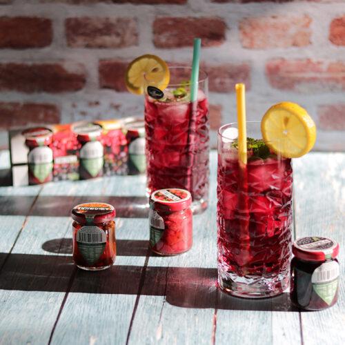 Limonádés pohár készlet