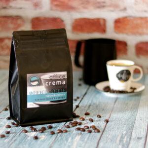 Kézműves szemes kávé blend - OfficeCoffee Office Crema
