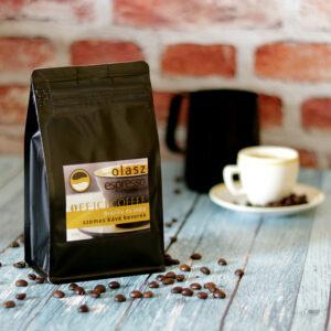 Kézműves őrölt kávé - OfficeCoffee Olasz Espresso kávé
