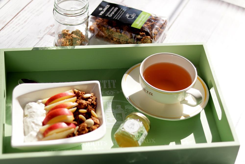 Egészséges reggeli gyorsan, gluténmentesen