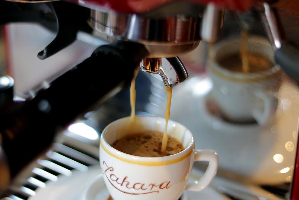 Crema, a kávé krémje
