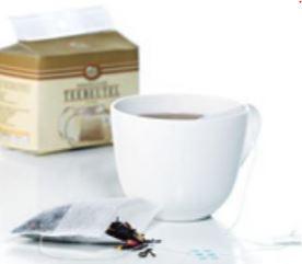 teafilter teaszűrő PP