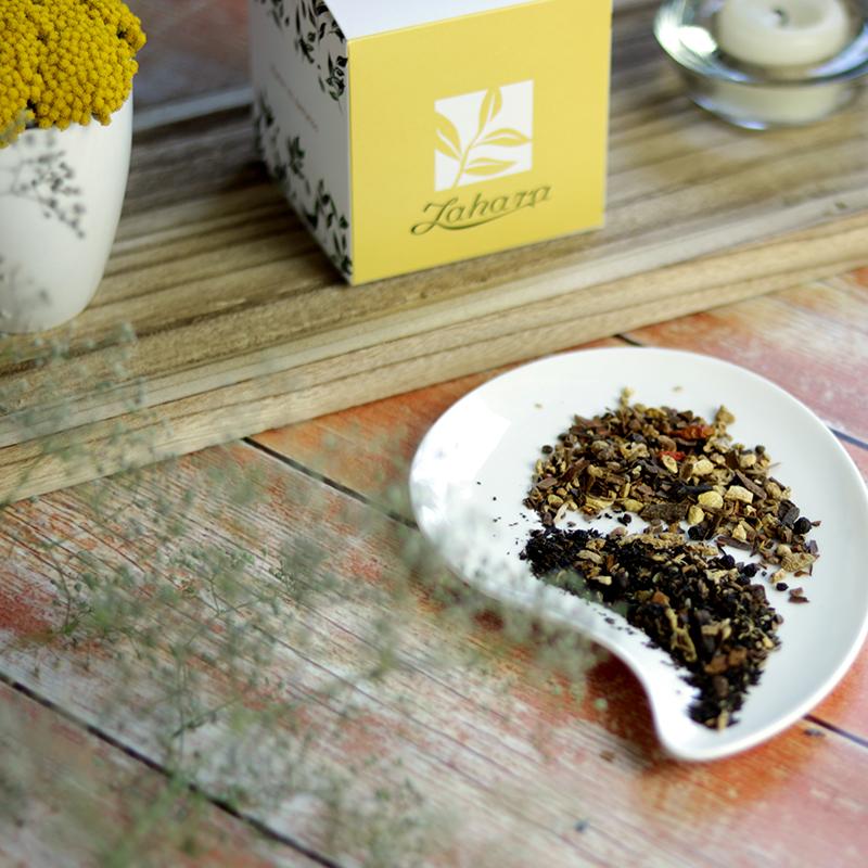 Rock 'n' hot chai tea válogatás doboz - Zahara tea