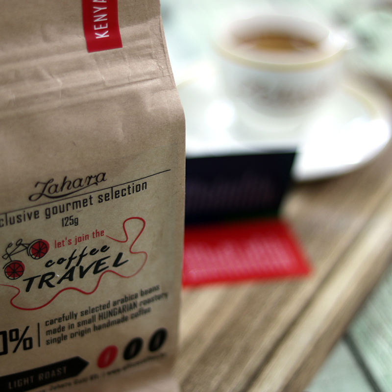 Kenya Kabunyeria specialty kávé - Zahara kávé