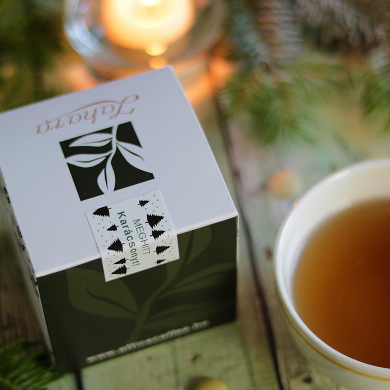 Zahara Meghitt Karácsonyt - karácsonyi tea
