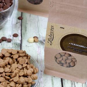 Zahara sós karamelles forró csoki pasztilla