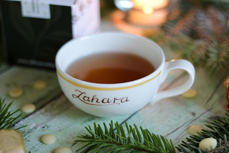 Karácsonyi tea válogatás dobozok - Zahara