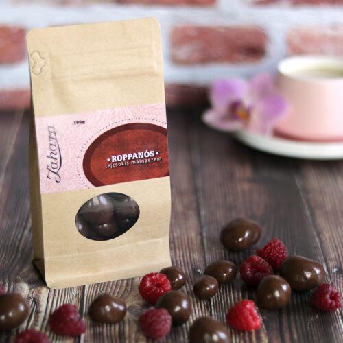Zahara Roppanós csokidrazsé málnaszemmel