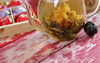 Virágzó tea – az iható virágcsokor