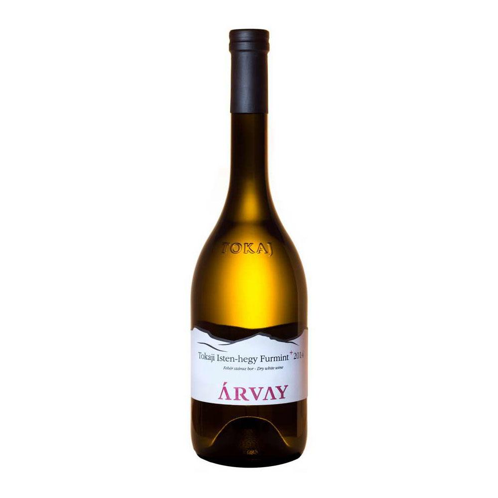 Tokaji Isten-hegyi Furmint száraz bor Árvay pincészet