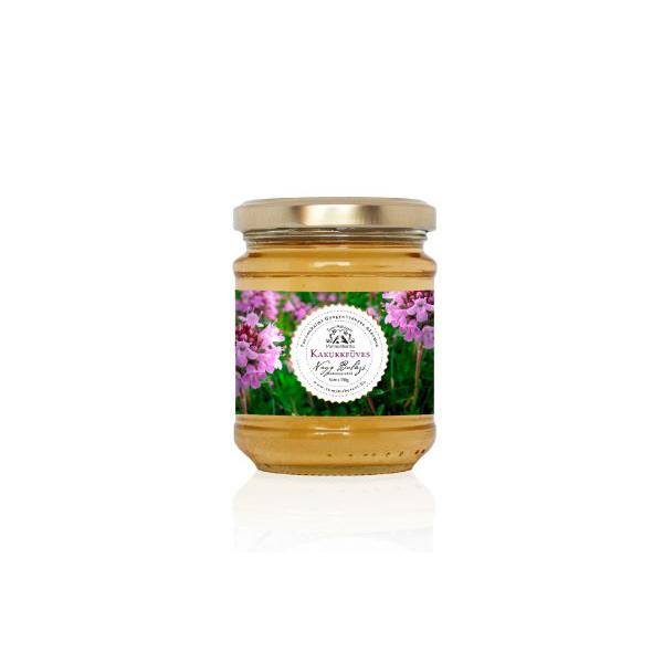 Kakukkfű méz