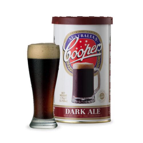 Coopers barnasör ale sörsűrítmény, házisör, instant sör