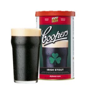 Coopers Irish Stout Sörsűrítmény, instant sör