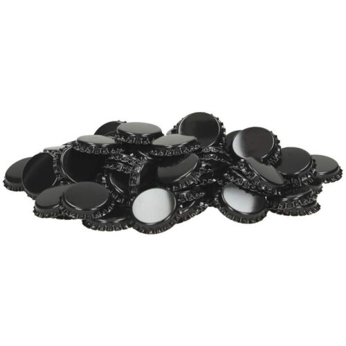 Sörös kupak - fekete