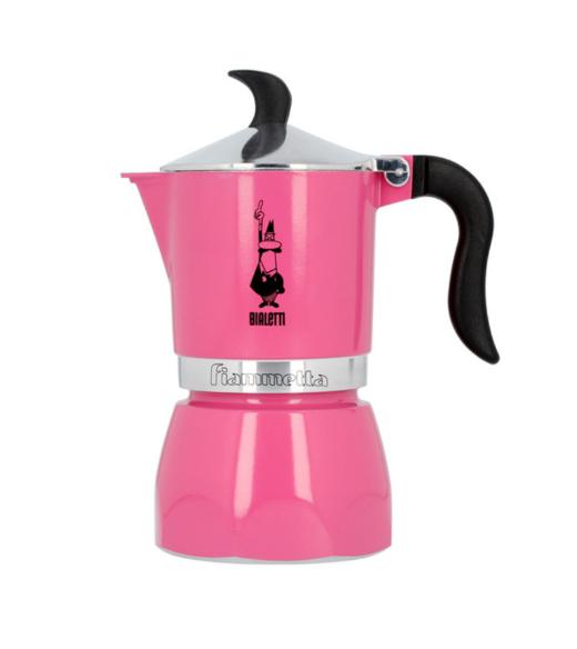 kotyogós kávéfőző zöld bialetti fiammetta pink