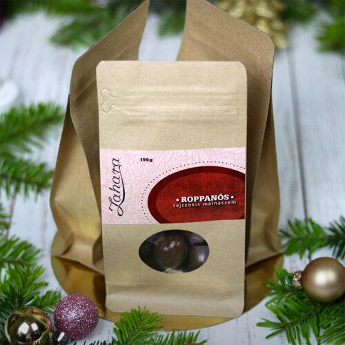 Csokidrazsé ajándékcsomag - karácsonyi gasztroajándék