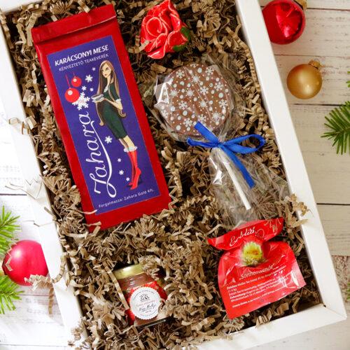 Karácsonyi ajándékcsomag nőknek