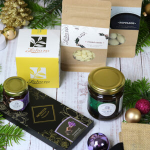 Csokoládé ajándékcsomag - karácsonyi gasztroajándék