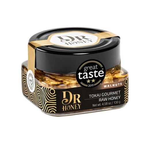 gourmet diós méz díjnyertes méz kézműves méz ízesített drhoney grate taste