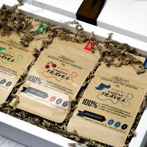 Zahara Coffee Travel Specialty kávé ajándékcsomag