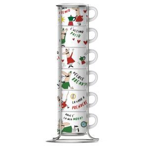 bialetti eszpresszó csésze szett espresso mokka szett