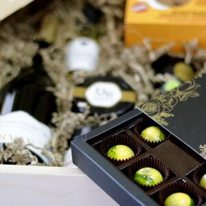 Gold selection XXL exkuzív gasztroajándék válogatás ajándékcsomag